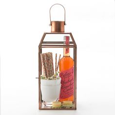 patio cocktails gift set - this would make such a cute hostess gift