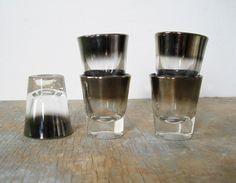 Silver shot glasses