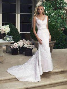 Casablanca 2204 Wedding Dress. Casablanca 2204 Wedding Dress on Tradesy Weddings…
