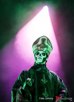 Papa Emeritus III // Ghost, Copenhell Festival, Copenhagen