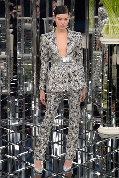 Desfile de alta-costura da Chanel - verão 2017