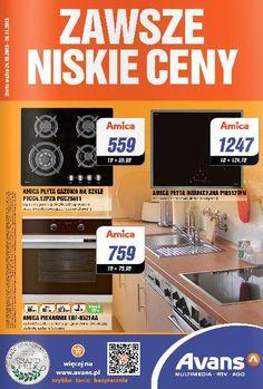 Nasze kuchnie i salony zasługują na Avans, nie sądzicie? Gorące premiery, fotografia bez ograniczeń, komfortowe wnętrza... To wszystko w nowej gazetce sieci Avans. http://www.promocyjni.pl/gazetki/11583-zawsze-niskie-ceny-gazetka-promocyjna