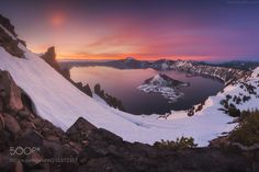 Crater lake by Kordan #Landscapes #Landscapephotography #Nature #Travel #photography #pictureoftheday #photooftheday #photooftheweek #trending #trendingnow #picoftheday #picoftheweek