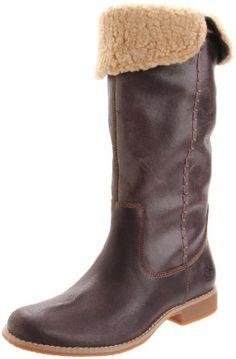 Timberland Women's 25670 Shoreham Knee-High Boot,Dark Brown Suede,9 M US Timberland,http://www.amazon.com/dp/B004NRYUG6/ref=cm_sw_r_pi_dp_z06vrb0SH1N37K2K