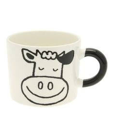 Love this Cow Mug on #zulily! #zulilyfinds