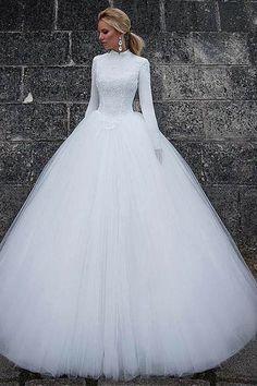 Ball Gown Wedding Dresses #BallGownWeddingDresses, Wedding Dresses 2018 #WeddingDresses2018, Custom Made Wedding Dresses #CustomMadeWeddingDresses, Vintage Wedding Dresses #VintageWeddingDresses