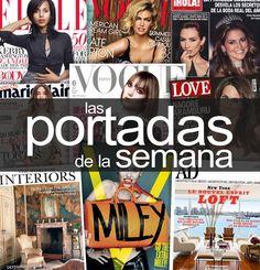 Las #portadas de la semana #Revistas Body, Movies, Movie Posters, Magazine Covers, News, Films, Film Poster, Cinema, Movie