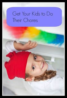 Get Your Kids to do Their Chores #AdriansCrazyLife #Parenting #Organizing