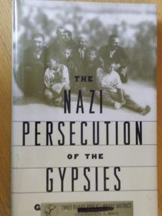 Free Shipping The Nazi persecution of the gypsies