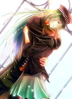 Ukyo & Heroine   Amnesia #anime #otomegame