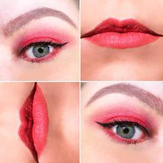 #fashion #makeup #eyemakeup #lipstick #eyeshadow #cateye #beauty #blogger #blog