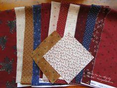 Market Day Sew along - Heartspun Quilts ~ Pam Buda: Market Day Info ~ My New Sew-Along!!!