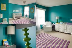 {NURSERY} Peacock Inspired   Life & Baby   Baby Showers : Parties : Nurseries : Baby Products : Baby Deals