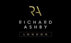 Modern Logo Design | Richard Ashby Logo