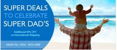 #Super #deals enjoy 50% off on #international #shipping