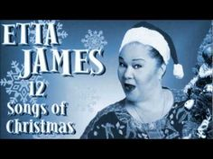 The Christmas Song (Chestnuts Roasting On An Open Fire) ~ Etta James (+p... -- I Love Ms. Etta ......Double pin !!! --