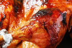 Roast duck recipe with honey-balsamic glaze Easy Lamb Recipes, Honey Recipes, Roast Recipes, Cooking Recipes, Cooking Ideas, Whole Duck Recipes, How To Cook Duck, Roast Duck, Rib Roast