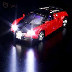 1:36 Diecast Alloy Car Model Kids Children Toys Sound&Light Vehicle Colletion