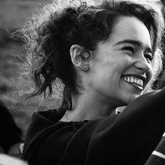 Lovely Emilia Clarke