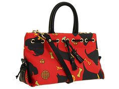 On the next  annual trip to the outlets in Reading come  november I am so getting this from Dooney and Bourke if they still carry it.  Kicking myself for not doing it last year.