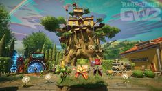 Plants vs. Zombies Garden Warfare 2 Introduces More Ways to Play With New Backyard Battleground