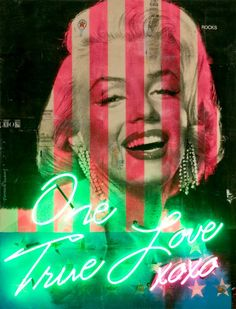 Marilyn One True Love by Robert Mars (2013)
