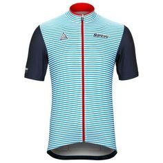 Buy this fantastic and exclusive Trofeo Baracchi jersey, from our Forgotten Races collection, celebrating the two-up time trial that took place in Bergamo - home to Santini. Cycling Tops, Cycling Wear, Bike Wear, Cycling Jerseys, Cycling Outfit, Cycling Clothing, Sport Wear, How To Wear, Kit