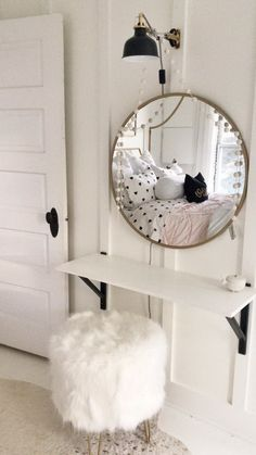 girls room makeover Awesome Tween Girls Bedroom Id - roommakeover Bedroom Ideas For Teen Girls, Girl Bedroom Designs, Teen Girl Bedrooms, Design Bedroom, Room Decor For Girls, Ideas For Bedrooms, Tween Beds, Girls Room Paint, Big Girl Rooms
