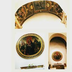 Virgen de la Ayuda #madonnadelaiuto #Sant'Ambrogio #chiesa #iglesia #church #instamoment #instafoto #milanodavedere #mymilano #instacolor #instacollage #milanostupenda #Milano #italia #fe #misericordia by hortenpp