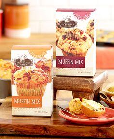 Savory Gourmet Muffin Mixes|LTD Commodities