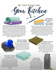 Two of our top-selling Norwex microfiber products! Together, the EnviroCloth®* and Window Cloth* handle most of your cleaning projects using Norwex Microfiber and water only. Norwex Mop, Norwex Cleaning, Green Cleaning, Spring Cleaning, Cleaning Recipes, Cleaning Hacks, Natural Cleaning Products, Norwex Products, Natural Cleaning Solutions