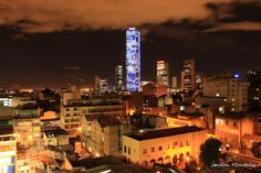 Bogotá Nocturna