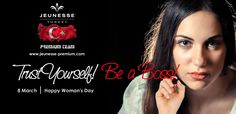 Trust yourself! Be a Boss! #happywomansday #happy #womans #day