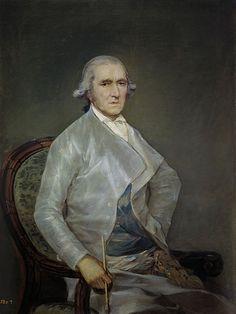 Retrato del pintor Francisco Bayeu
