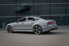 Audi RS 7.... so rock n roll but looks so tame
