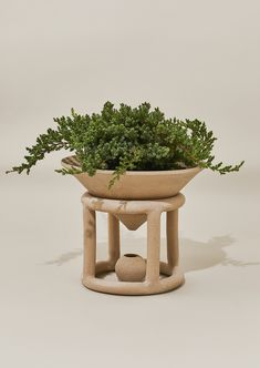 Reservoir Floor Planter, Speckled: SIN ceramics - Handmade in Brooklyn – SIN Ceramic Pottery, Ceramic Art, Slab Pottery, Ceramic Bowls, Ceramic Table, Pottery Vase, Ceramic Mugs, Ceramic Planters, Planter Pots
