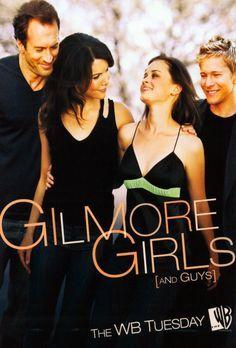 Gilmore Girls 11x17 TV Poster (2000)