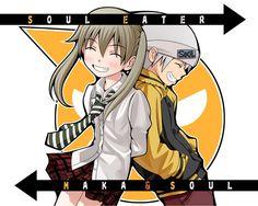 Soul Eater | Maka and Soul