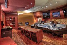 Music Studio Room, Sound Studio, Adam Beyer, Recording Studio Design, Home Recording Studios, Radio Design, Studio Layout, Backyard Studio, Studio Living