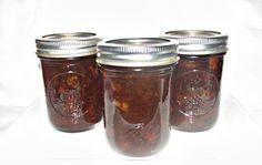 365 Days of Creative Canning: Day 53: Orange Pomegranate Marmalade