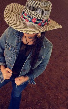 Glam and Grit hat Western Hats caf2077632b