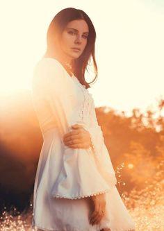Lana Del Rey - Tropico (2013) and Lana Del Rey for... - LANA DEL REY HOW YOU GET THAT WAY