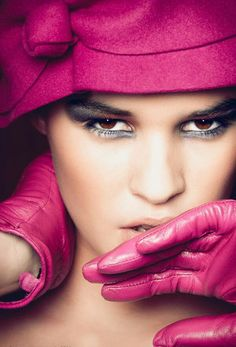 . Coral Pink, Bright Pink, Magenta, Purple, Color Rosa, Pink Color, Color Of The Week, Pink Gloves, Pink Peacock