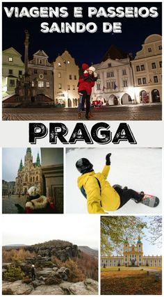 Descubra o que fazer na República Tcheca além de Praga! Como organizar os passeios bate e volta de Praga para conhecer castelos, cidades históricas e até se aventurar nas montanhas. Nós listamos as 9 melhores viagens que você pode fazer saindo de Praga, dicas de como chegar lá, o que fazer e até onde ficar. #eurotrip #republicatcheca #viagem #dicasdeviagem #praga