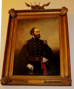 General Jesse A. Gove New Hampshire  State House Portrait