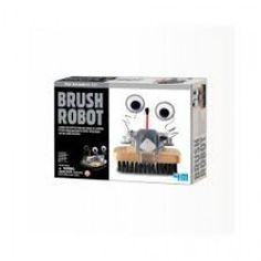 Fun Mechanics Kit brush robot