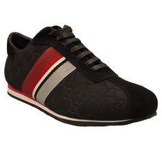 Fashion World  Gucci Shoes for Men Black 32270fa477