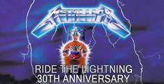 "Metallica's Ride the Lightning, The 30th Anniversary: ""The Call of Ktulu"" - MetalSucks"