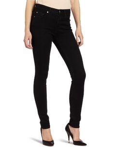 7 For All Mankind Women's Highwaist Skinny Jean, Black, 31 buy at http://www.amazon.com/dp/B007XPKPV4/?tag=bh67-20