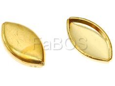 Kotlíky jsou kovodíly, do kterých se následně vsazuje lepením či fastováním kámen. www.fabos.cz